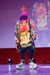 モスクワ「J-FEST 2013」でファッションショーと講義を実施