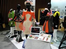 「7th FORM PRESENTATION」にてファッションデザインコース生が優秀賞を受賞