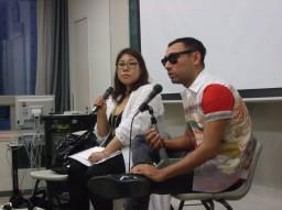 Nicola Formichettiさんの特別講義が行われました。