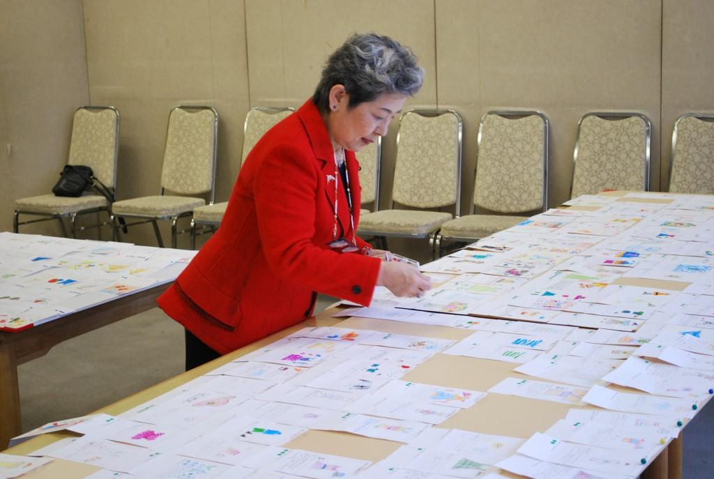 「全日本切手展2010」に本学が参加協力しました。