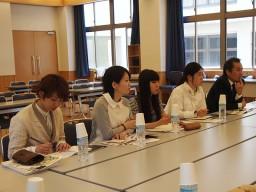 「BFGU学生服Project」のキックオフミーティングが行われました