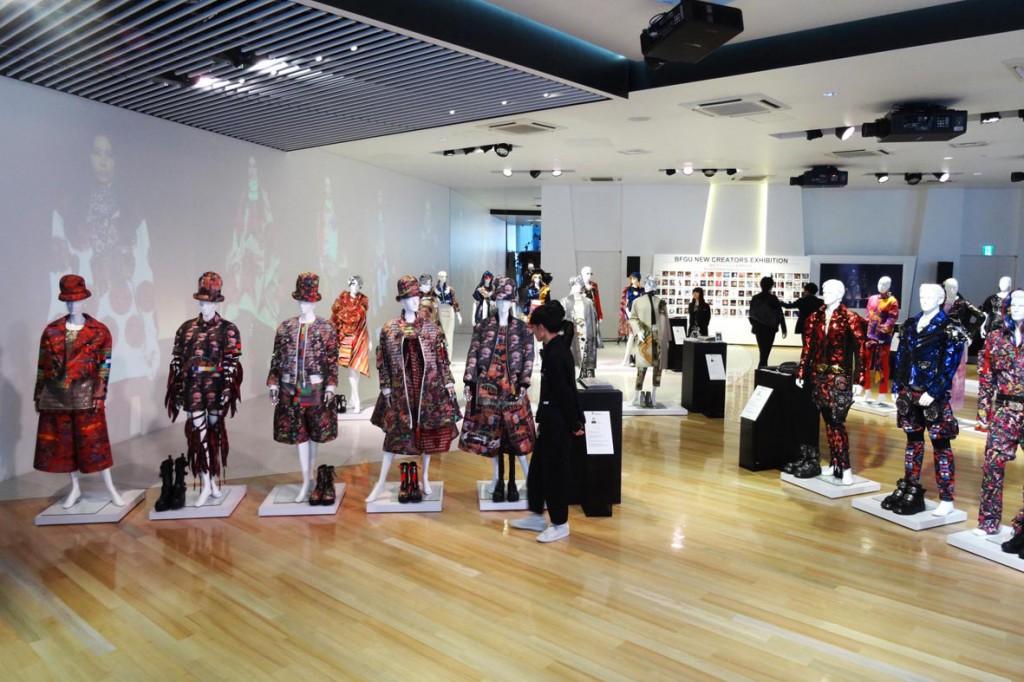「Mercedes-Benz Fashion Week TOKYO」にて展示を行いました