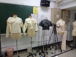 実践大学(台湾・台北)においてワークショップ(デザインとパターンの研究)を実施