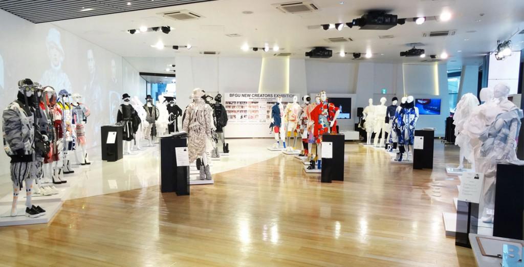 「Mercedes-Benz Fashion Week TOKYO 2016 A/W」にて展示を行いました