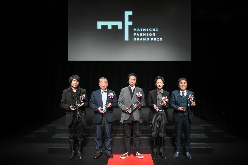 「毎日ファッション大賞」で修了生が新人賞・資生堂奨励賞を受賞しました