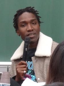 Agape Mdumulla(アゲイプ・ムドゥムラ)氏