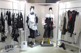 アッシュ・ぺー・フランス株式会社主催の<br >国際合同展示会「rooms34」に<br >在学生が作品を出展しました