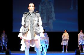「第4回 北いわて学生デザインファッションショー in二戸」に参加しました