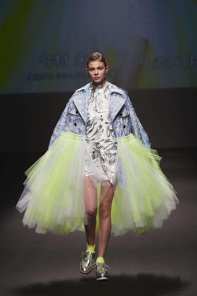 「2017 Tokyo新人デザイナーファッション大賞」アマチュア部門で在学生が大賞を受賞