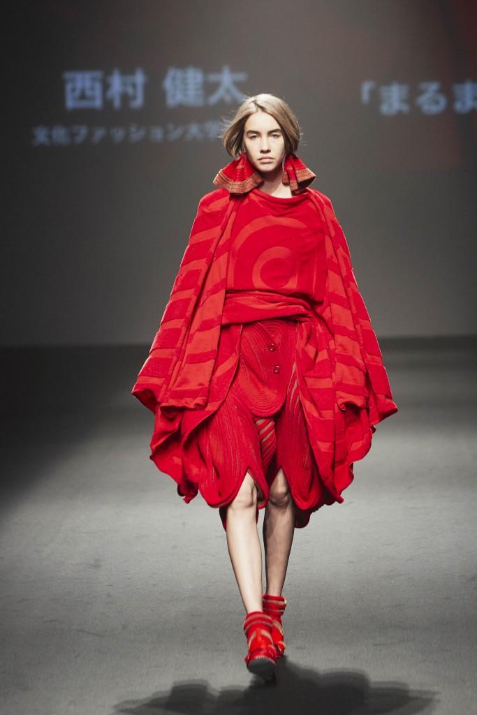 佳作を受賞した西村健太さんの作品