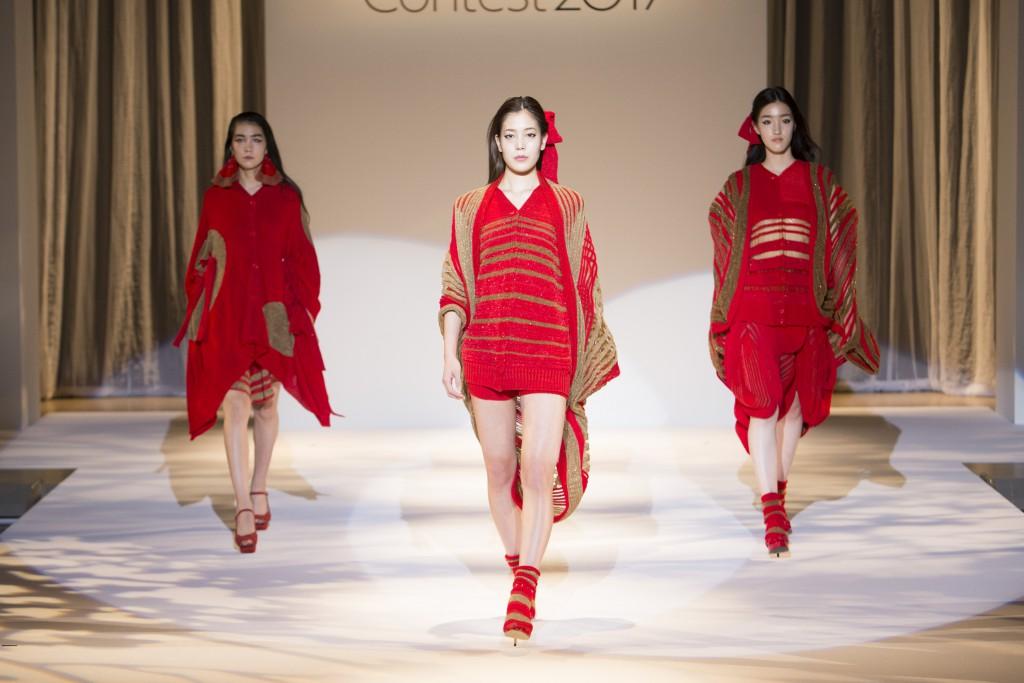 「第44回神戸ファッションコンテスト2017」で在学生が特選を受賞