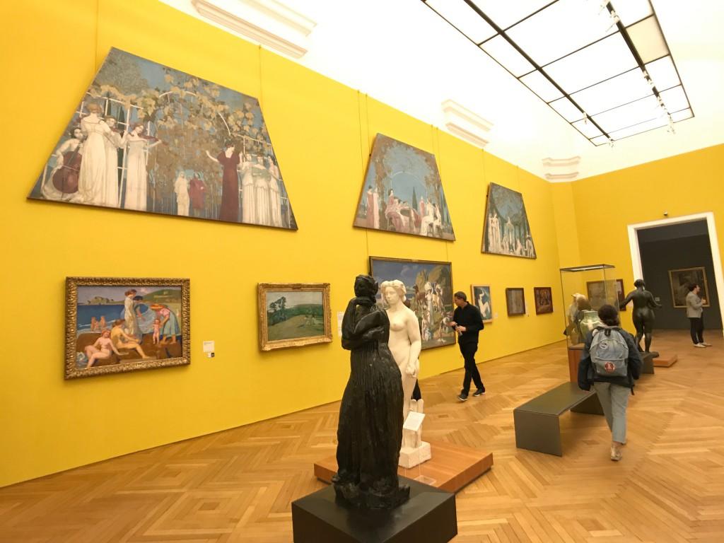 美術館見学