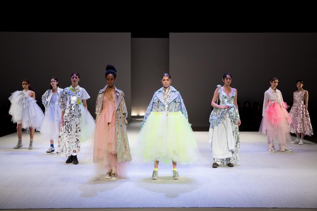 ファッションデザインコース2年次修了ショー