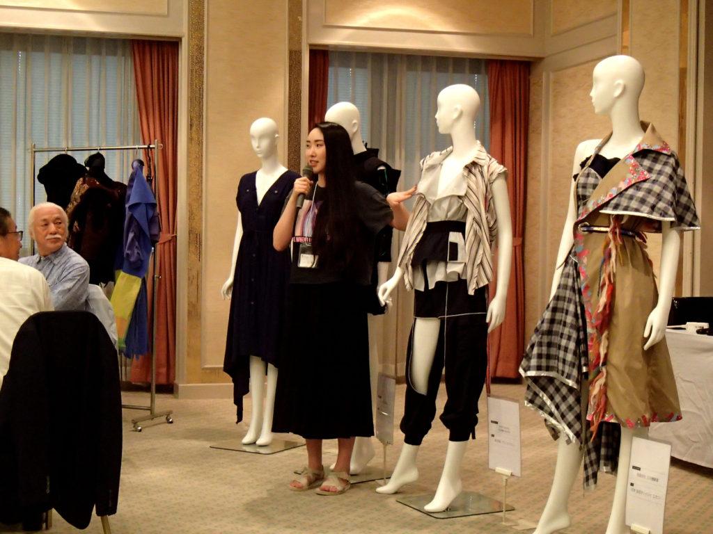 福井県織物工業組合とコラボレーションを実施