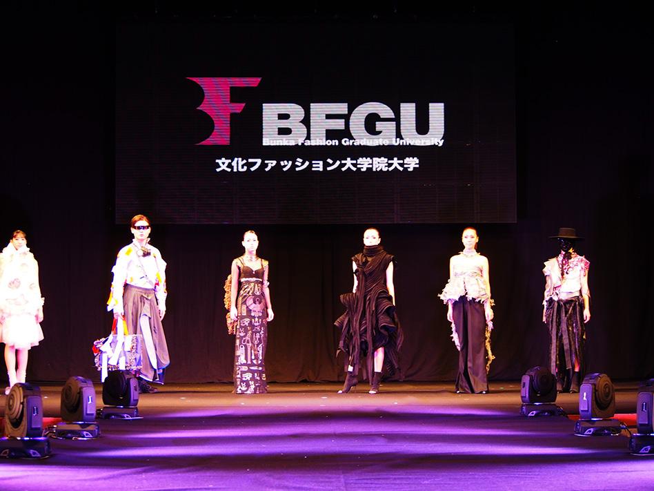 「第7回 北いわて学生デザインファッションショー in二戸」に参加